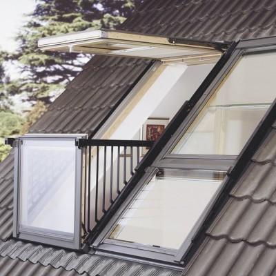 Мансардные окна (9)