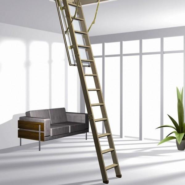 Чердачная лестница ROTO