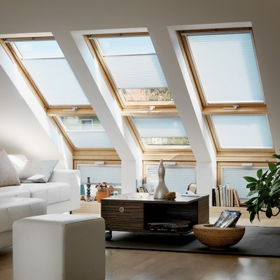 Мансардные окна VELUX (3)