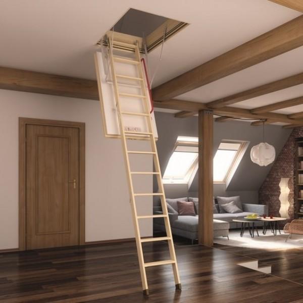 Чердачная лестница Döcke COMFORT