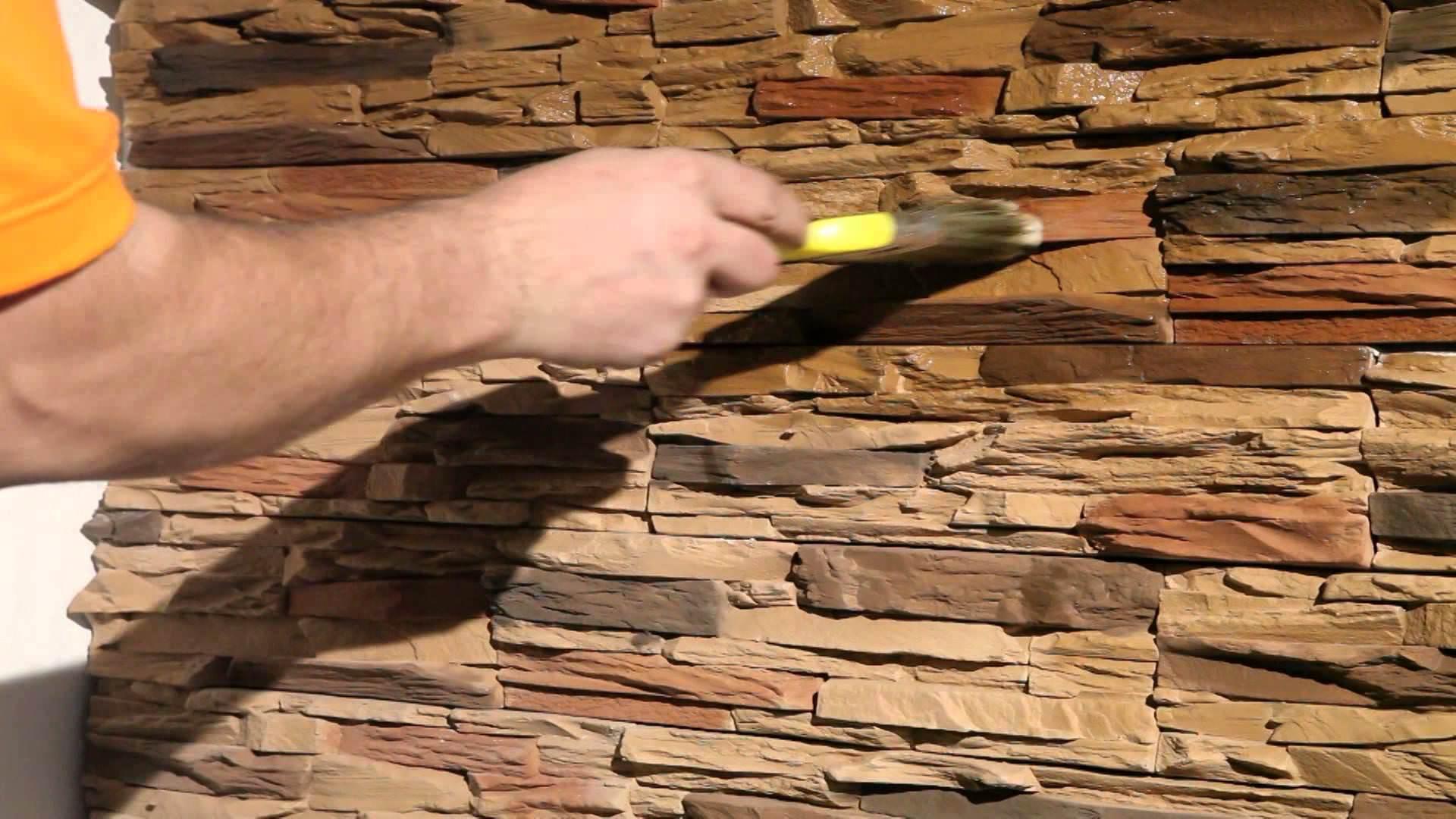 Что лучше лак или воск для декоративного кирпича краски для потолка по гипсокартону